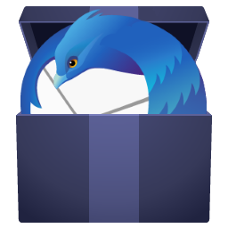 Mozilla Thunderbird - Windows 64-bit - Setup Icon