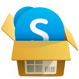 Skype for Desktop - Windows 32-bit Compatibility 64-bit - Setup Icon